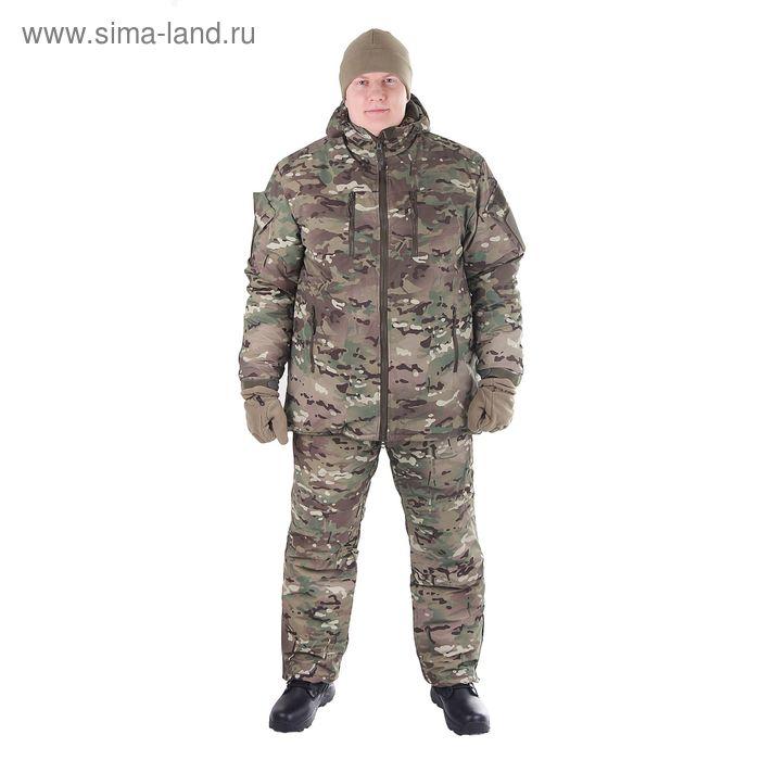 Костюм для спецназа всесезонный МПА-38 (-50С) (тк.курт. мембр. 250) мультикам (56/5)