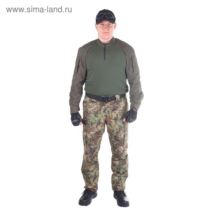 Брюки для спецназа МПА-52 (тк.Мираж) питон лес (52/5)