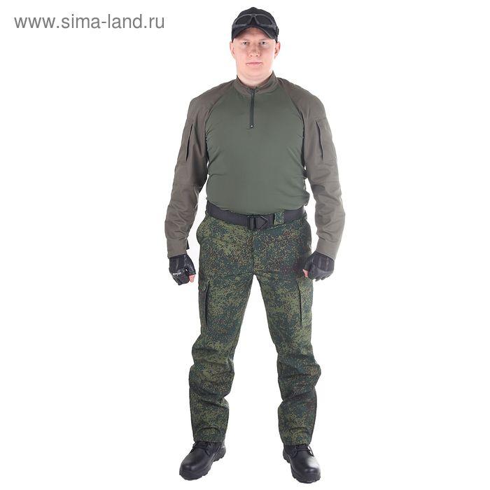 Брюки для спецназа МПА-28 (тк.Софтшелл) КМФ цифра (54/6)