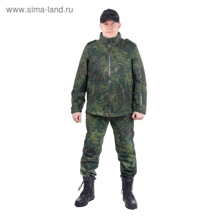 Костюм для спецназа влагозащитный МПА-25 (тк. курт. мембр.) цифра(56/4)
