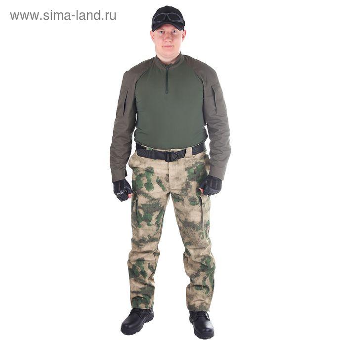 Брюки для спецназа МПА-28 (тк.Софтшелл) КМФ мох (54/4)