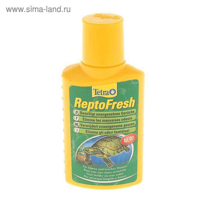 Средство для очистки воды Tetra ReptoFresh в аквариуме с черепахами  100 мл 195110