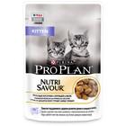 Влажный корм PRO PLAN JUNIOR для котят, курица в желе, пауч, 85 г