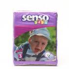 Подгузники «Senso baby» Midi, 4-9 кг, 70 шт/уп
