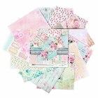 Набор бумаги для скрапбукинга Shabby day, 12 листов 30,5 × 30,5 см