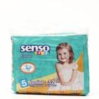 Подгузники «Senso baby» Ecoline, Junior, 11-25 кг, 32 шт/уп