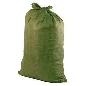 Мешок полипропиленовый 55 х 105 см, зеленый, 50 кг Ош