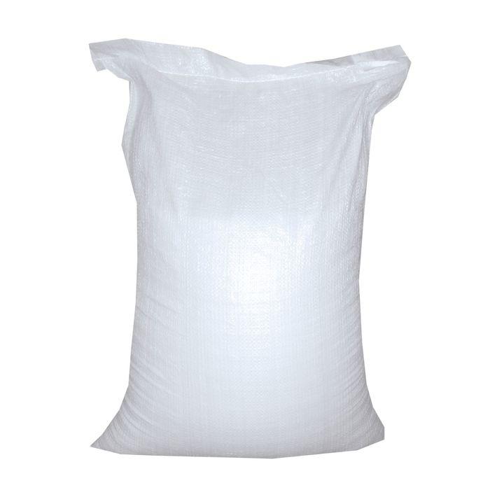 Мешок полипропиленовый 120 х 160 см, люкс, белый 100 кг