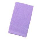 Полотенце Collorista однотонное, цвет фиолетовый, размер 40х70 см +/- 3 см, 400 гр/м2