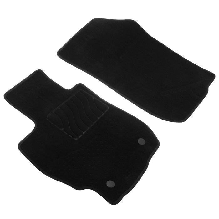 Ворсовые коврики для Nissan ALMERA IV, 2013-