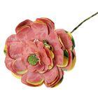 Цветок «Раскрывшийся пион», набор для создания, 29,5 × 29,5 см