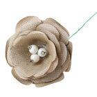 Цветок «Крем-брюле», набор для создания, 29,5 × 29,5 см