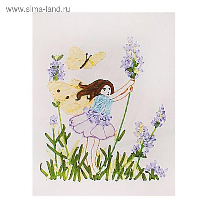 """Набор для вышивания лентами """"Алиса"""" размер основы 30*30 см"""