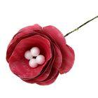 Цветок «Завораживающая фуксия», набор для создания, 29,5 × 29,5 см