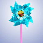 """A breeze with the foil """"Bee"""", d=8 cm"""