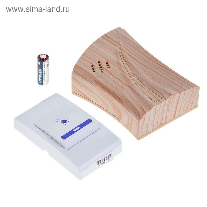 Беспроводной дверной звонок LuazON LZDV-09, микс