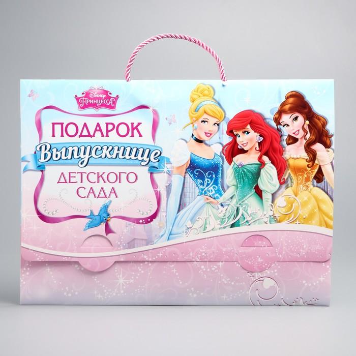 """Подарочный набор выпускнице детского сада """"Принцессы"""", Принцессы"""