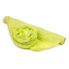 Полисилк матовый, салатовый, 0,5 х 10 м