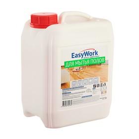 Средство для мытья полов EasyWork,  5 л