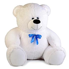 Мягкая игрушка «Мишка Кузя», цвет белый, 120 см