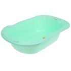 Ванна детская с клапаном для слива воды, цвета МИКС