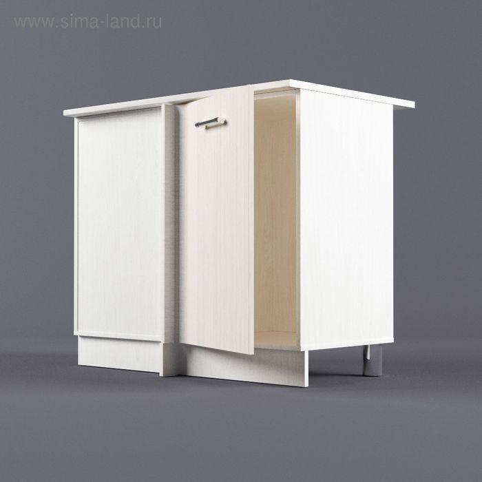 Шкаф напольный угловой левый 850*1000*600 Дуб Сонома