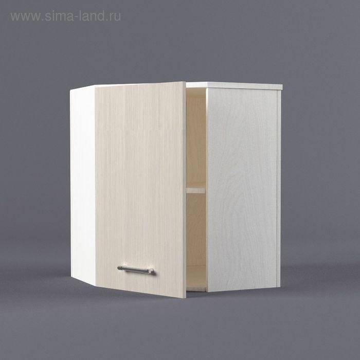 Шкаф навесной угловой 720*600*600*300 Дуб Сонома