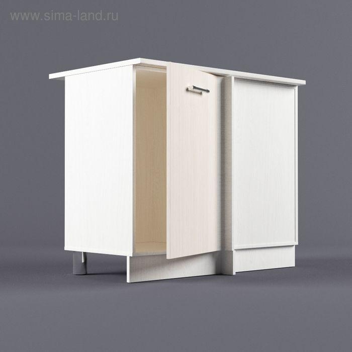 Шкаф напольный угловой правый 850*1000*600 Дуб Сонома