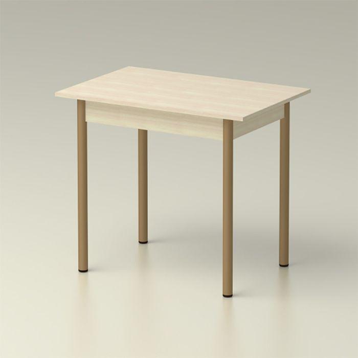 Стол обеденный  860х570, дуб млечный