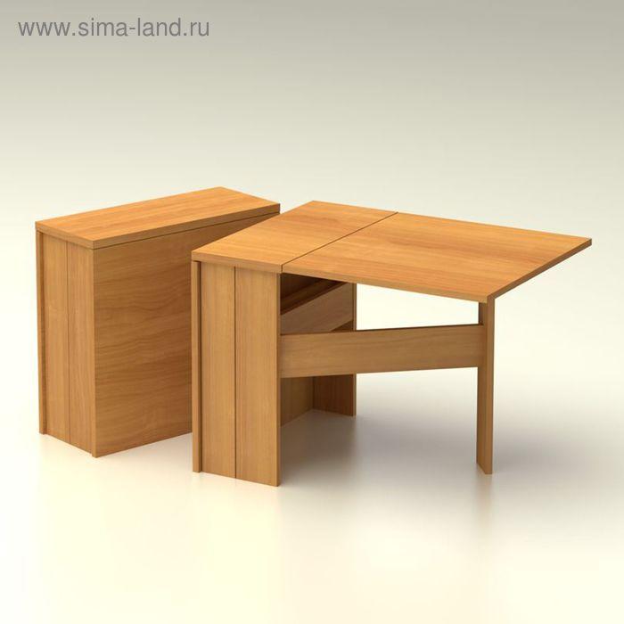 Стол мини-книжка 562х237х550, вишня