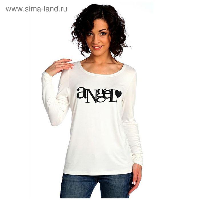 Джемпер женский Ангел 774а экрю, р-р 46