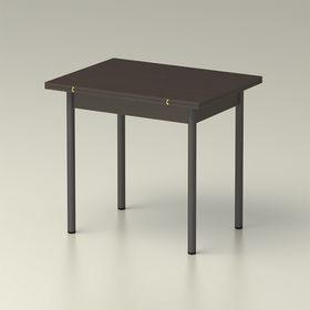 Стол обеденный  раскладной 860х650, венге