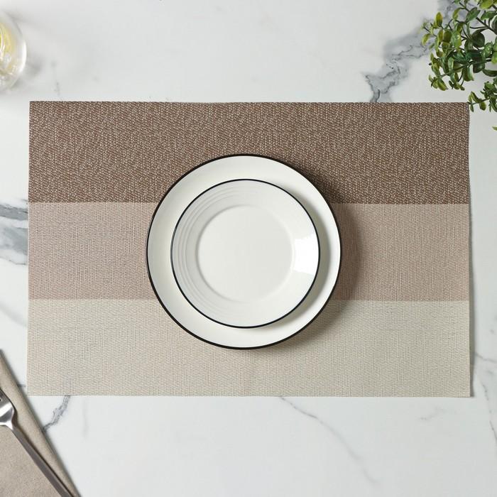 """Салфетка кухонная 45×30 см """"Персик"""""""