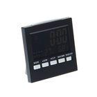 Часы-будильник LuazON LB-18, дата, подсветка, температура, влажность