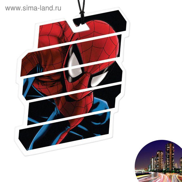 """Ароматизатор в авто """"Spiderman 1"""", Человек-Паук"""