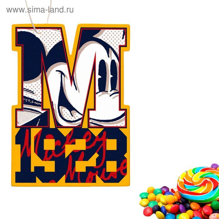 """Ароматизатор в авто """"1928"""", Микки Маус"""