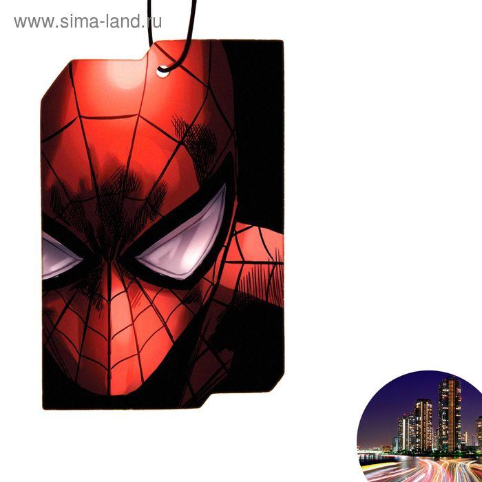 """Ароматизатор в авто """"Spiderman 2"""", Человек-Паук"""