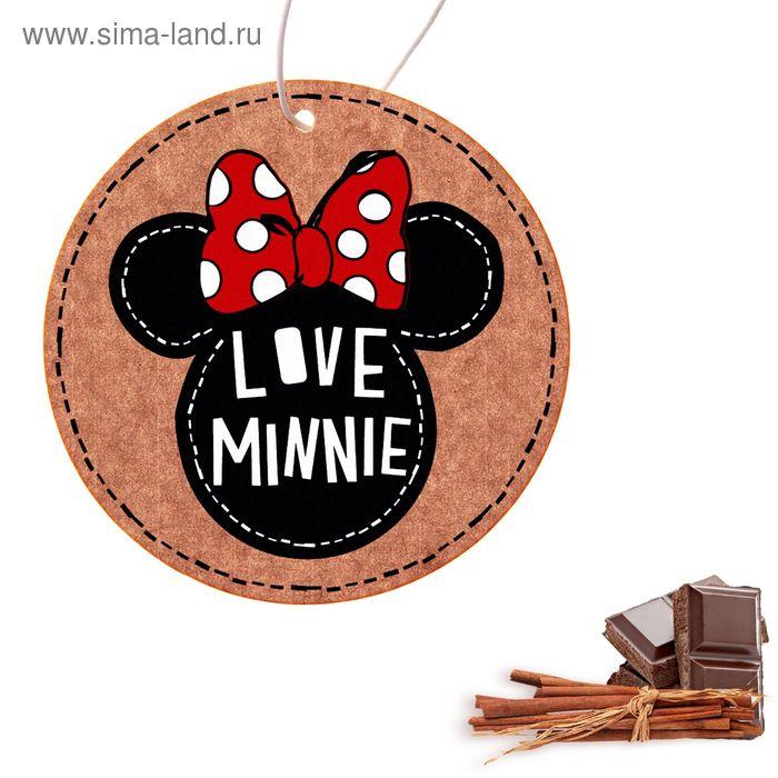 """Ароматизатор в авто """"Love Minnie"""", Минни Маус"""