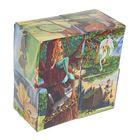 Кубики «В гостях у сказки» картон, 4 штуки