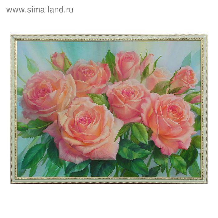 """Картина """"Розовые розы"""""""