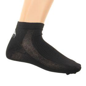 Носки мужские спортивные L-361, цвет черный, размер 27-29 Ош