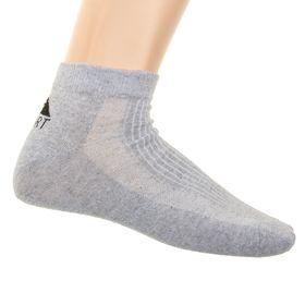 Носки мужские спортивные L-361, цвет серый, размер 29-31 Ош