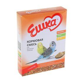 Корм «Ешка» для волнистых попугаев, с кунжутом, 500 г