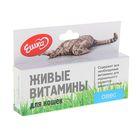 Живые витамины для кошек «Ешка» Овёс 20 гр