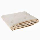 """Одеяло """"Этель"""" Верблюжья шерсть 110*140 см, тик, 300 гр/м2"""
