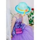 """Шляпа детская """"Цветок"""", цвета МИКС, р-р 50-52 см"""