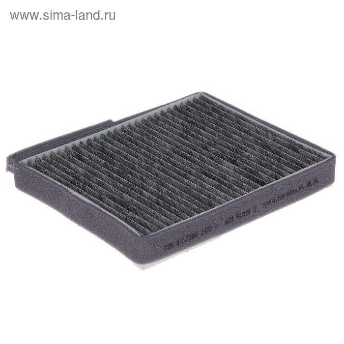 Фильтр салона угольный TSN 9.7.739K, Приора с кондиционером