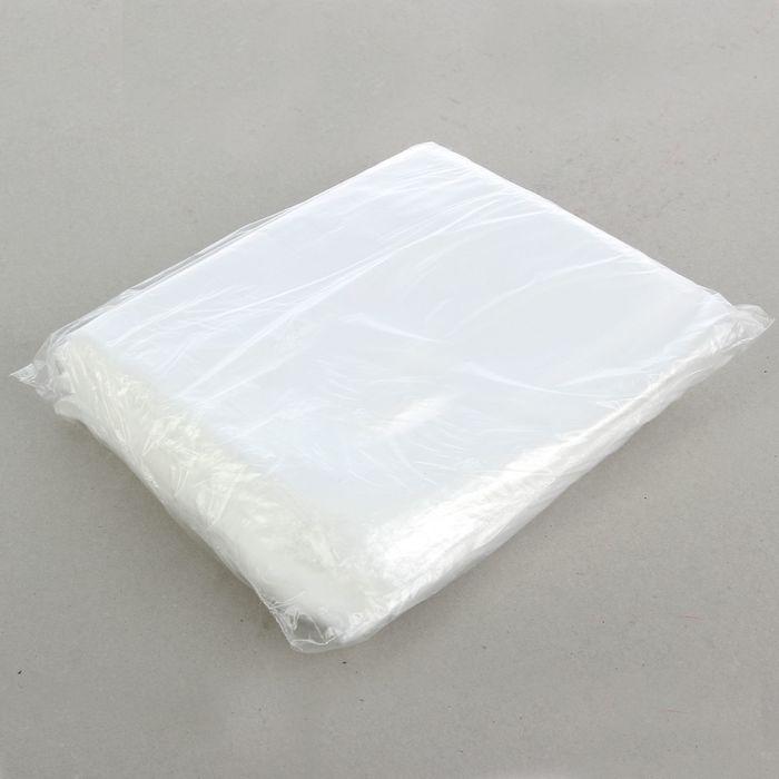 Набор пакетов полиэтиленовых фасовочных 25 х 40 см, 30 мкм, 500 шт - фото 169537