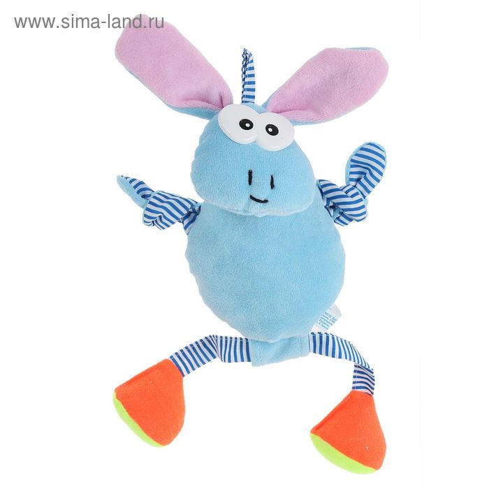 Развивающая игрушка-подвеска «Заяц»