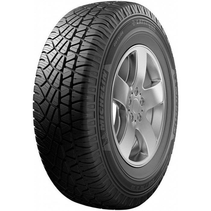 Шина легковая летняя Michelin Latitude Cross 265/60 R18 110H
